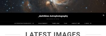 Official Launch of darkskies.space