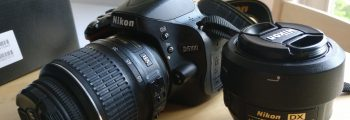 Acquired Nikon D5100