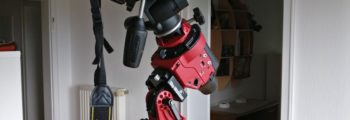 Acquisition of a new Manfrotto tripod